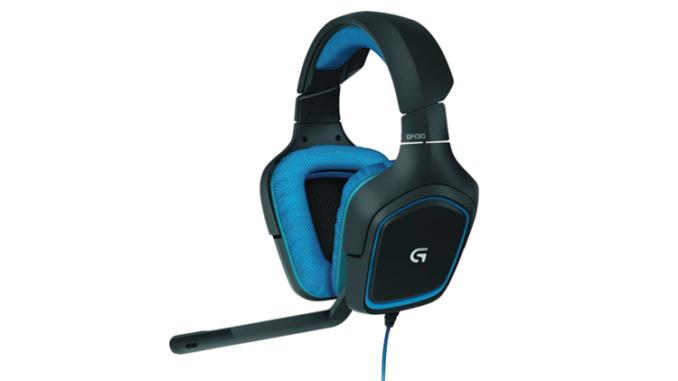 Logitech G430-Casque Gaming