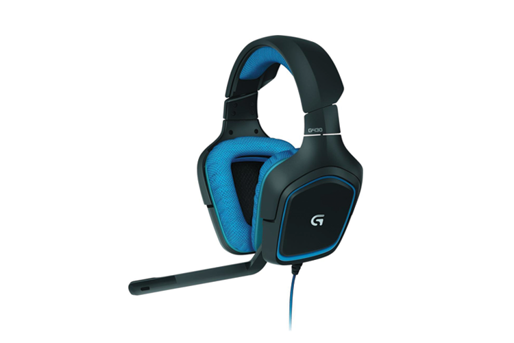 Logitech G430-Casque Gaming
