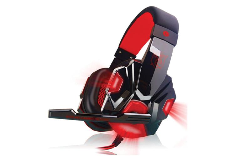 Casque-Micro Gaming KLIM