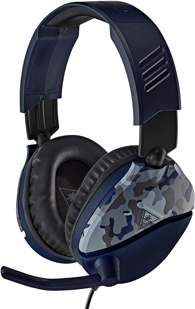 turtle beach recon 70x test